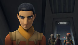 Star Wars Rebels season 3 Ezra