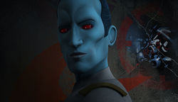 Thrawn is close