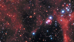 supernova 1987 A in context