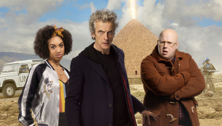 """Doctor Who - """"The Pyramid at the End of the World"""""""