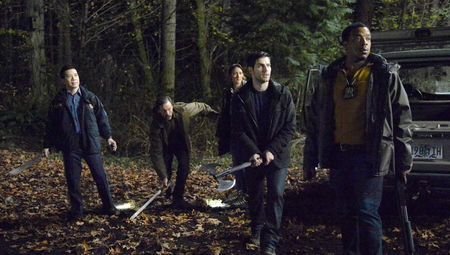 "Grimm's Episode 609 - ""Tree People"""