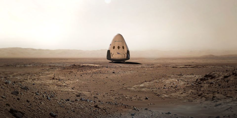 Spacex wins 2nd nasa contract to take astronauts to iss