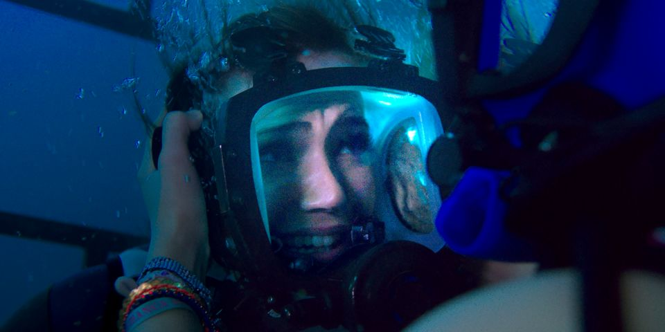 Upcoming shark terror: 47 METERS DOWN