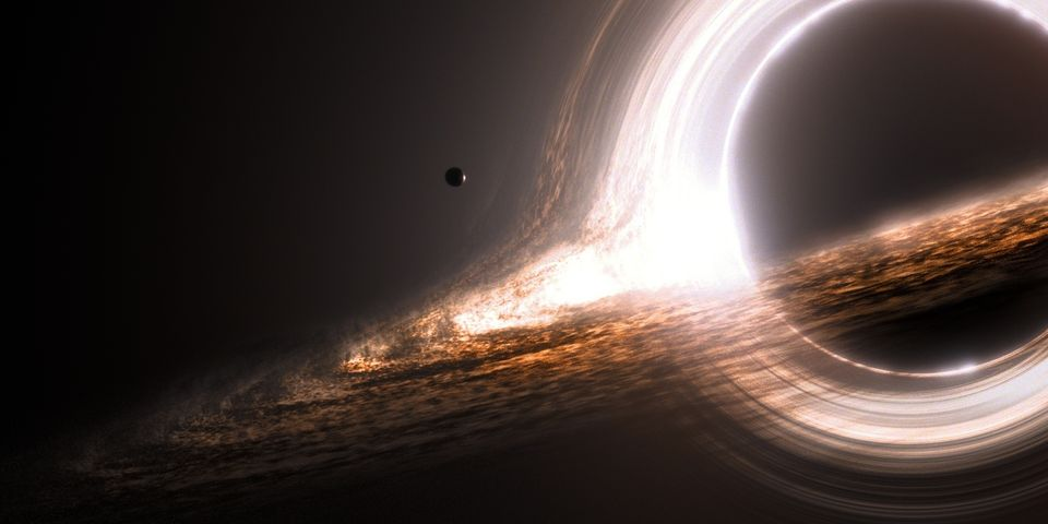 black holes stop time - photo #6