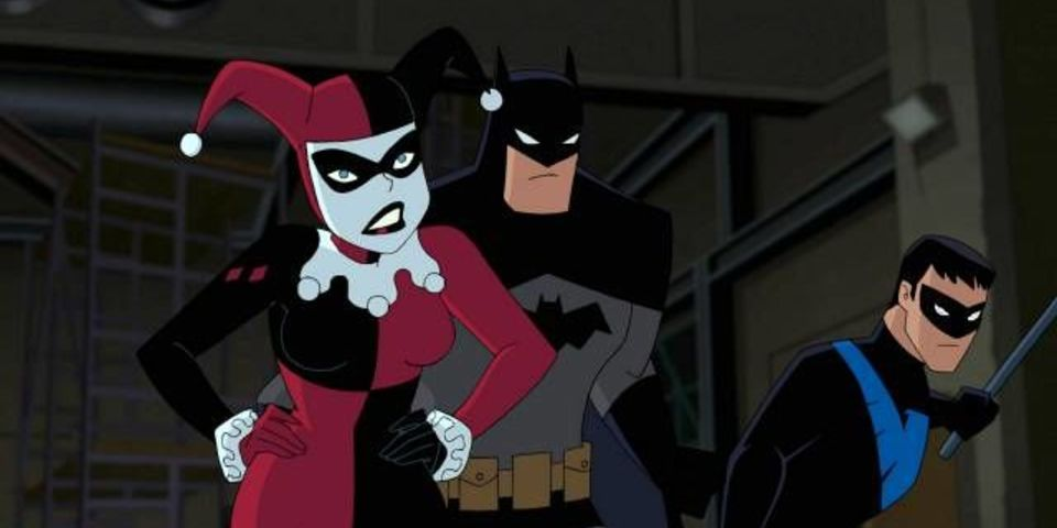 First official trailer for Batman and Harley Quinn movie