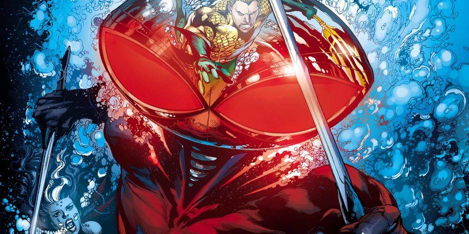 Rumour: Black Manta to appear as the main villain in Aquaman movie