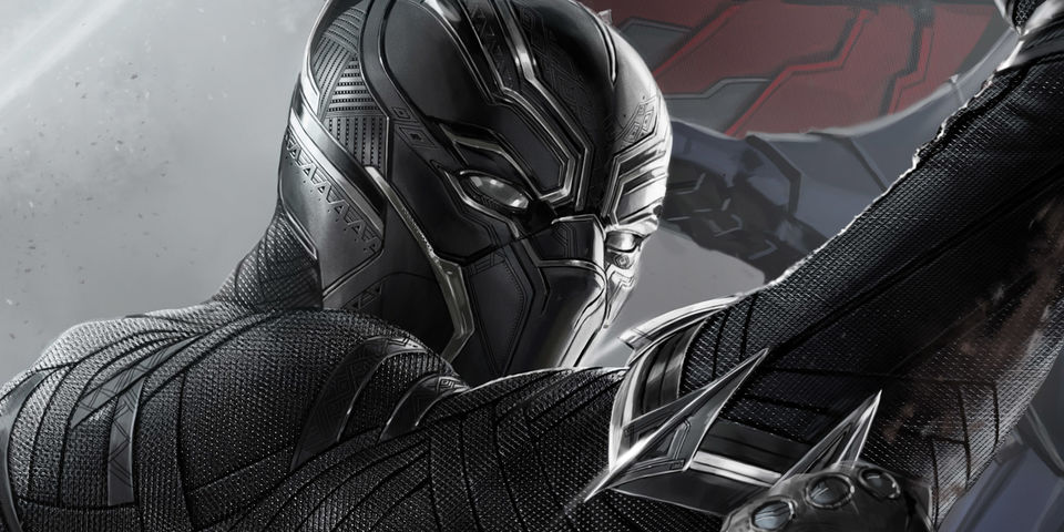 Check out the new concept art for Marvel's 'Black Panther'