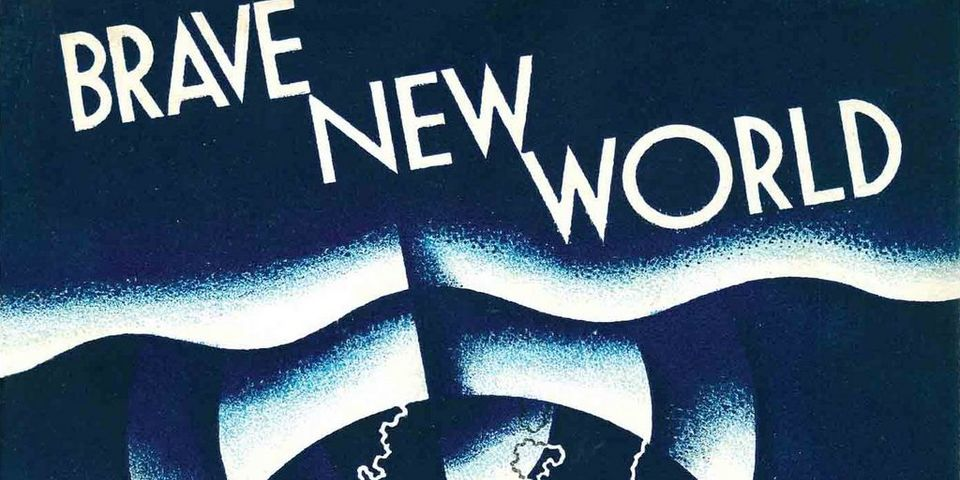 Syfy Developing 'Brave New World' Adaptation From Grant Morrison & Brian Taylor