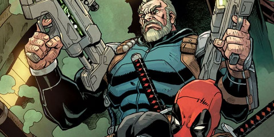 Stephen Lang Is Gunning For Cable In The Next Deadpool Movie