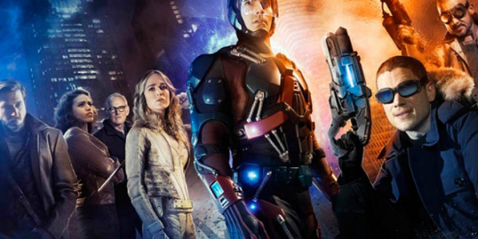 From DC heroes to zombies: All of the new sci-fi TV shows ...