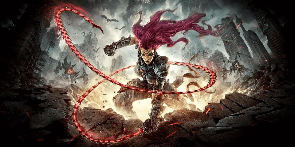 Darksiders III confirmed by THQ Nordic