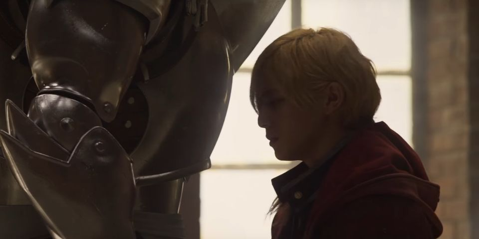 The first Fullmetal Alchemist live action trailer has arrived!