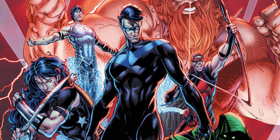 DC Announces Young Justice