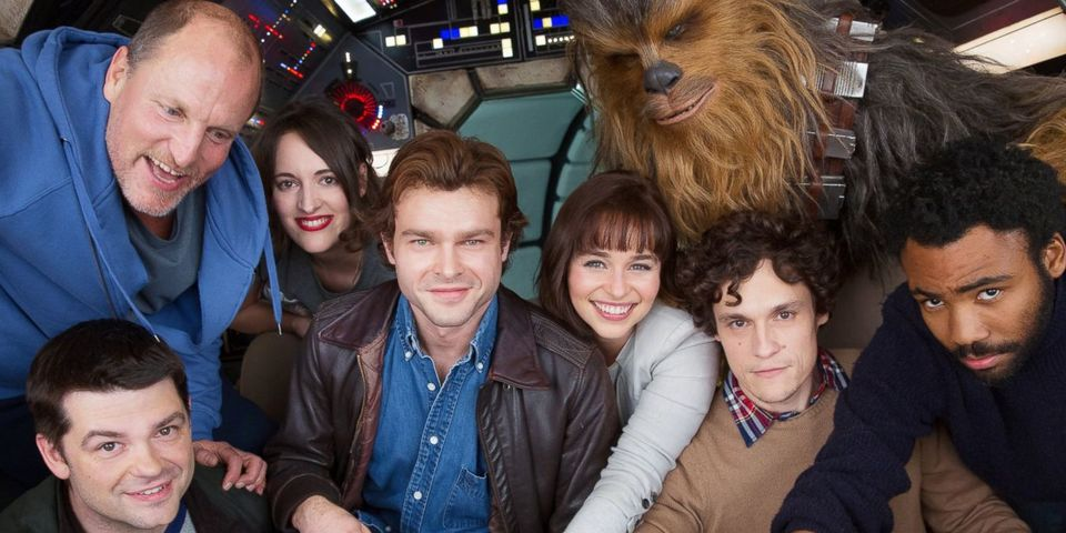 New Star Wars Set Photos Show First Look At Young Han Solo