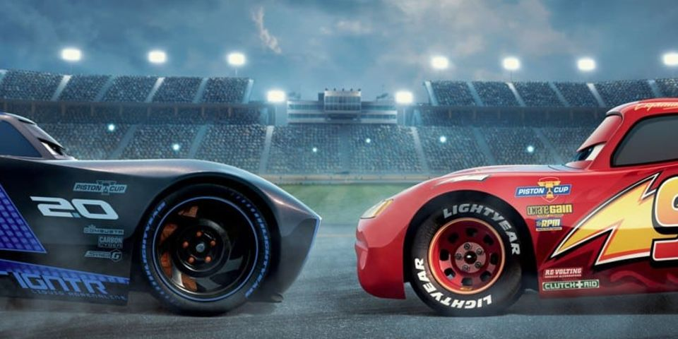 New CARS 3 Trailer Introduces McQueen's Latest Rival