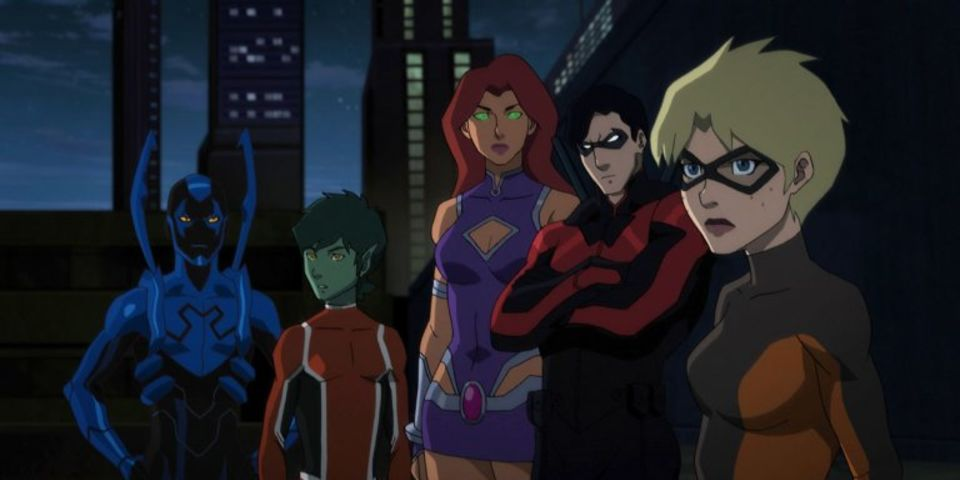 Teen Titans: The Judas Contract Voice Cast Announced