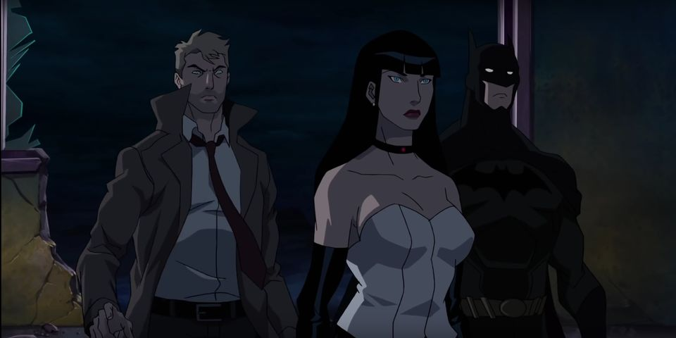 Matt Ryan Returns as Constantine in 'Justice League Dark'
