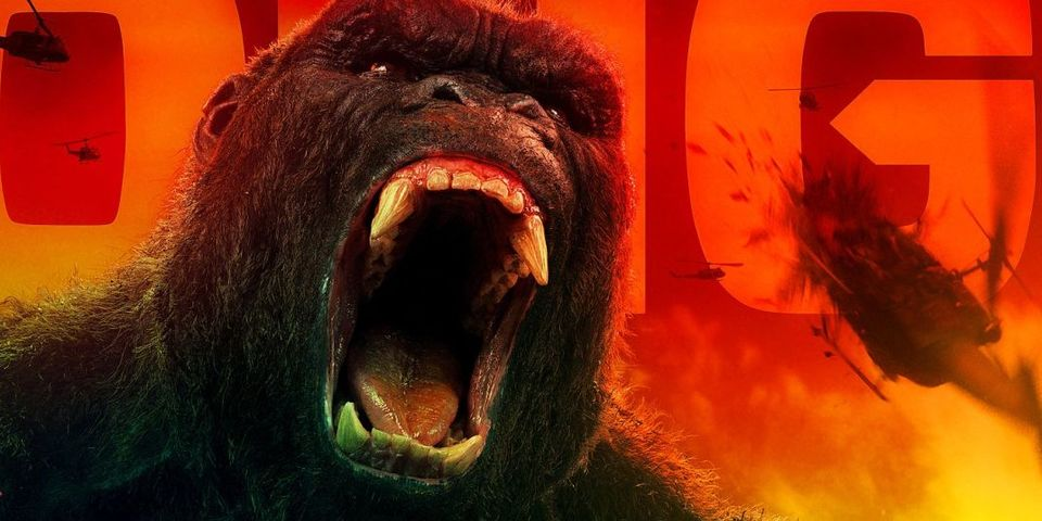 New 'Kong: Skull Island' Banner Suggests Kong's Soft Spot