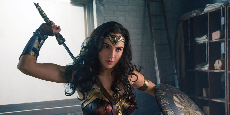 How the 'Wonder Woman' box office gross compares to other superhero movies