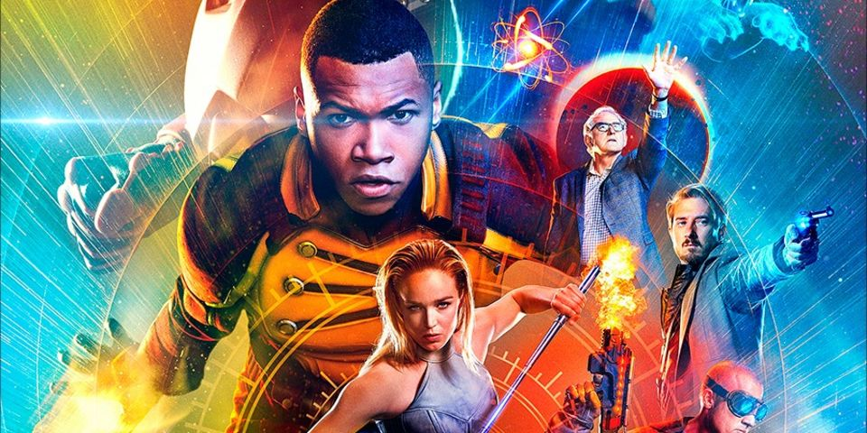 {Exclusive} The Flash, Supergirl, Arrow & Legends Crossover Event Trailer Is Finally Here