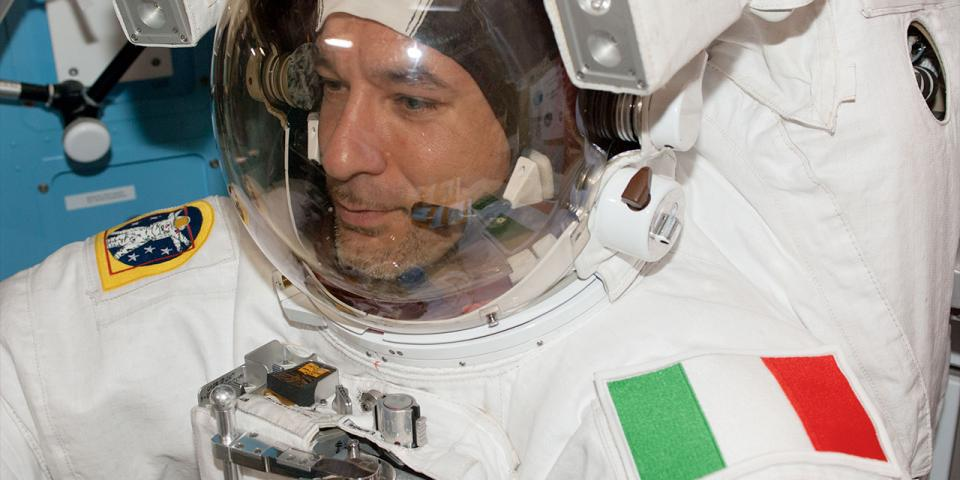Astronaut shares terrifying details of how he nearly ...