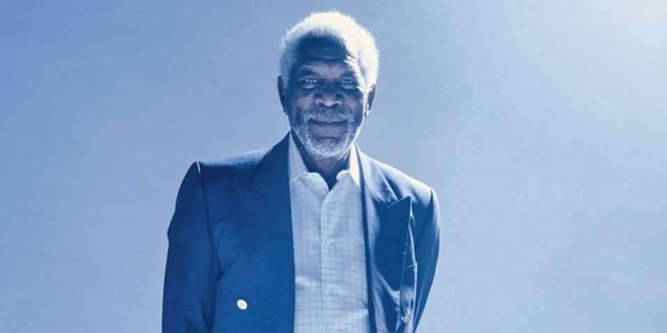Morgan Freeman explores the soul of A.I. in Story of God clip