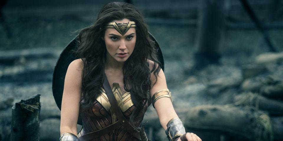 New Wonder Woman trailer reveals heroine's origin