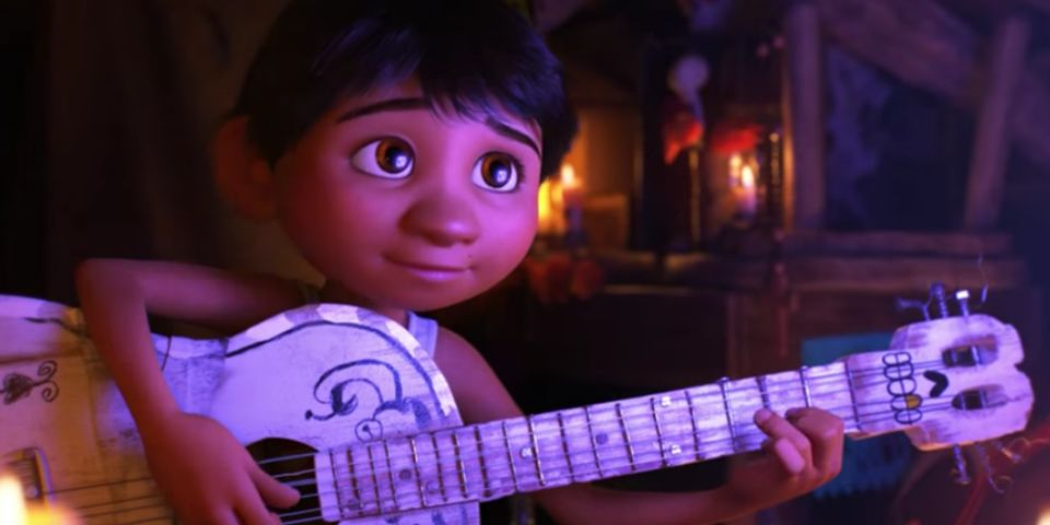 The Second Trailer For Pixar's Coco Reveals The Film's Family-History Themes