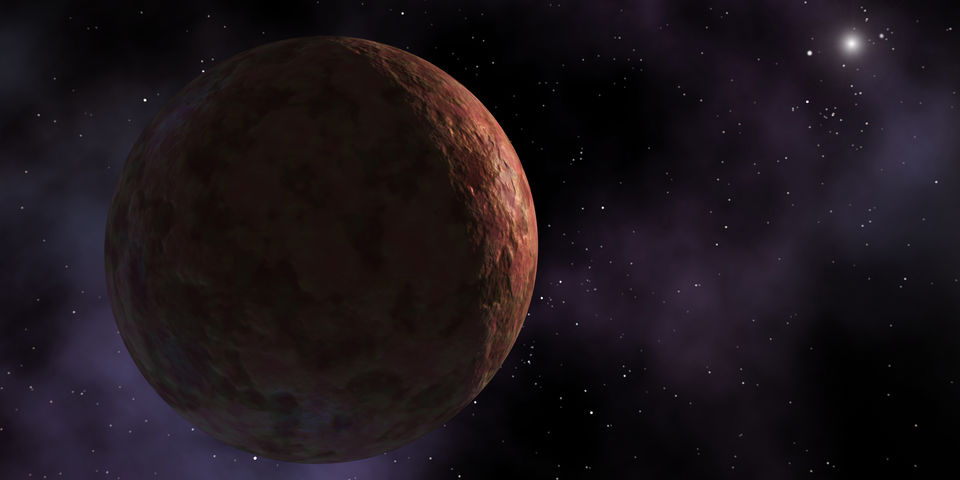 'Ninth planet' may exist in solar system