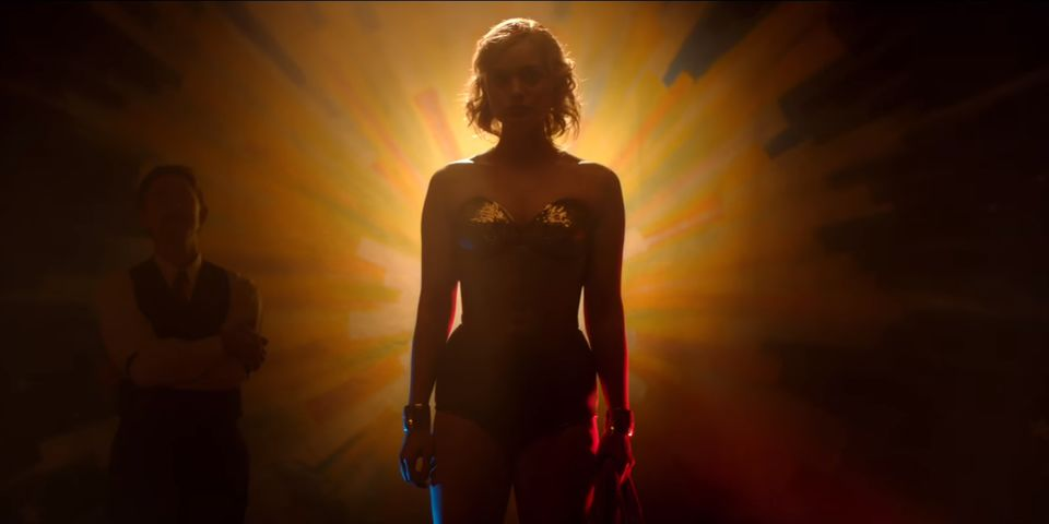 Teaser Trailer For 'Professor Marston & The Wonder Women'