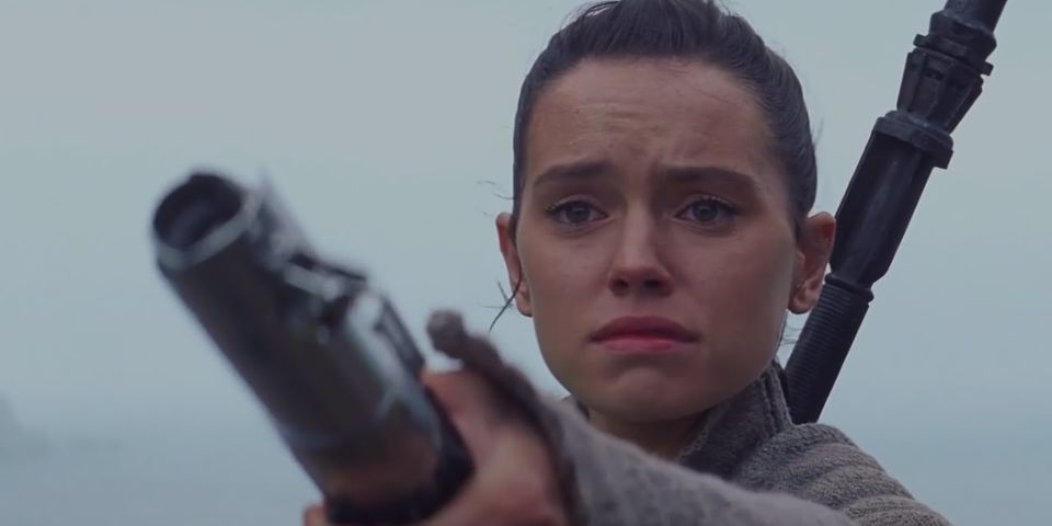 The latest star wars theory about rey s ancestry is kind of