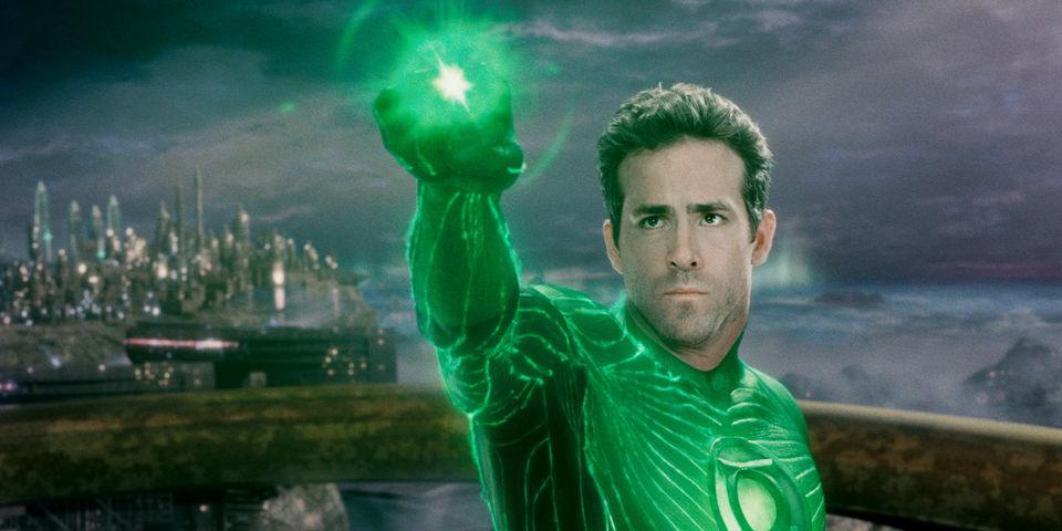 'Green Lantern Corps' Shortlist Includes Ryan Reynolds, Tom Cruise