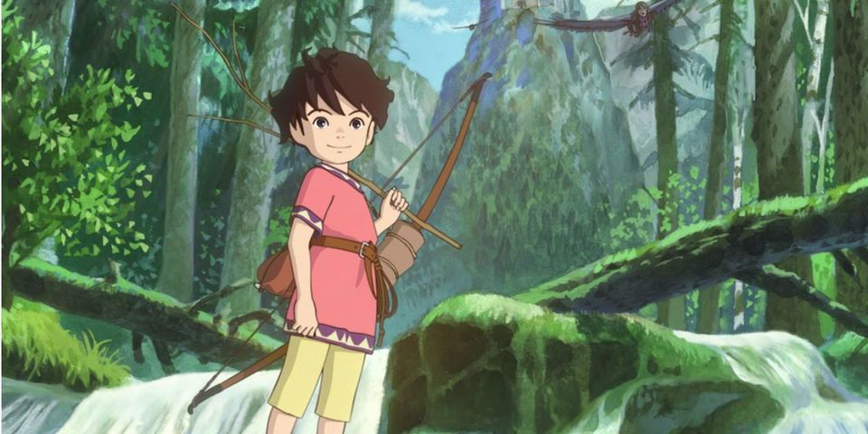 Studio Ghibli's Ronja, the Robber's Daughter: Watch the trailer now