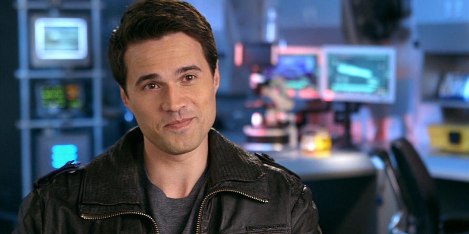 Brett Dalton of Marvel's Agents of S.H.I.E.L.D.