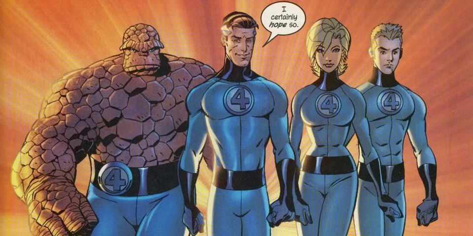 Fantastic Four: Why America needs Marvel's first family ...