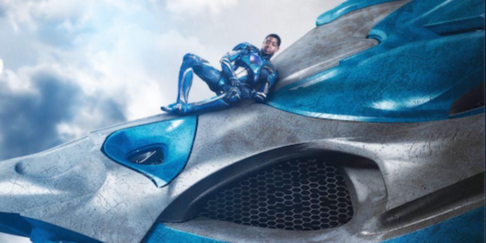 New Power Rangers Movie Zords Revealed