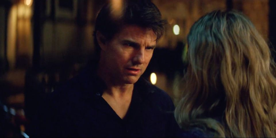 The Mummy Teaser: Tom Cruise Faces Ancient Evil