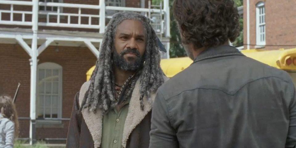 ezekiel and Rick