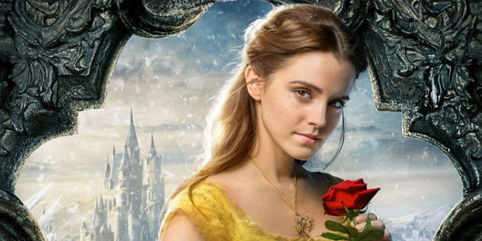 New motion posters for Beauty and the Beast unveiled