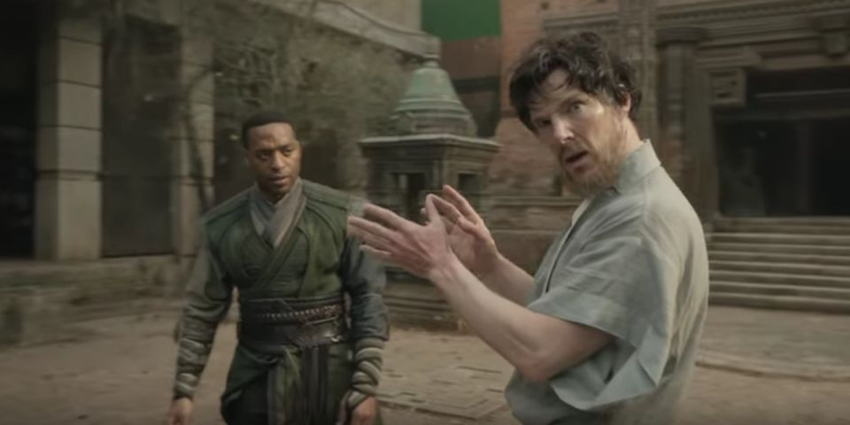 New Doctor Strange Gag Reel Clip Released for Blu-ray Release