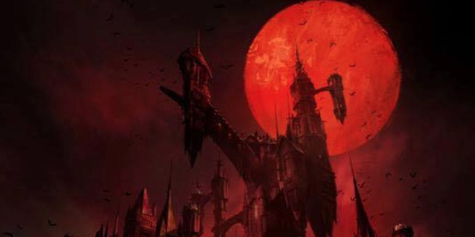 Warren Ellis to produce a Castlevania animated series for Netflix