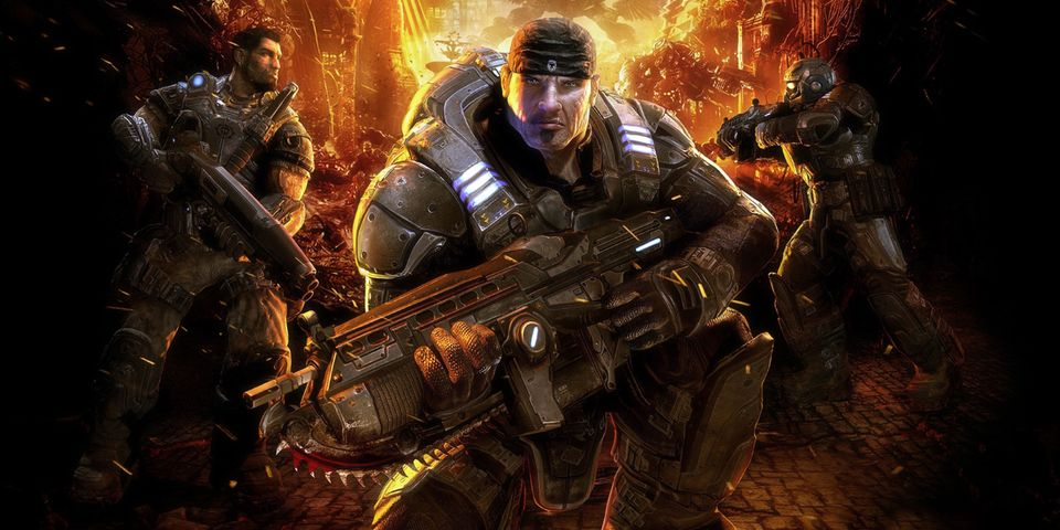 Gears Of War movie recruits Avatar 2 writer