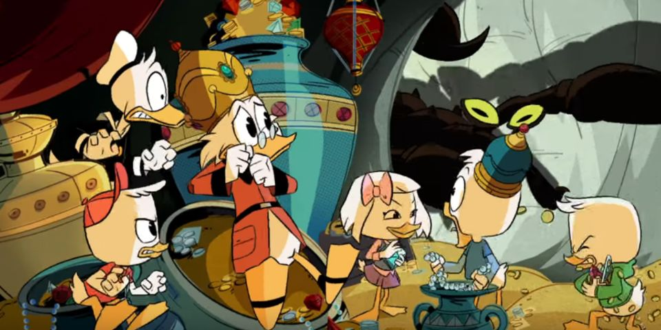'DuckTales' Premiere Dates Set; Title Sequence Teased