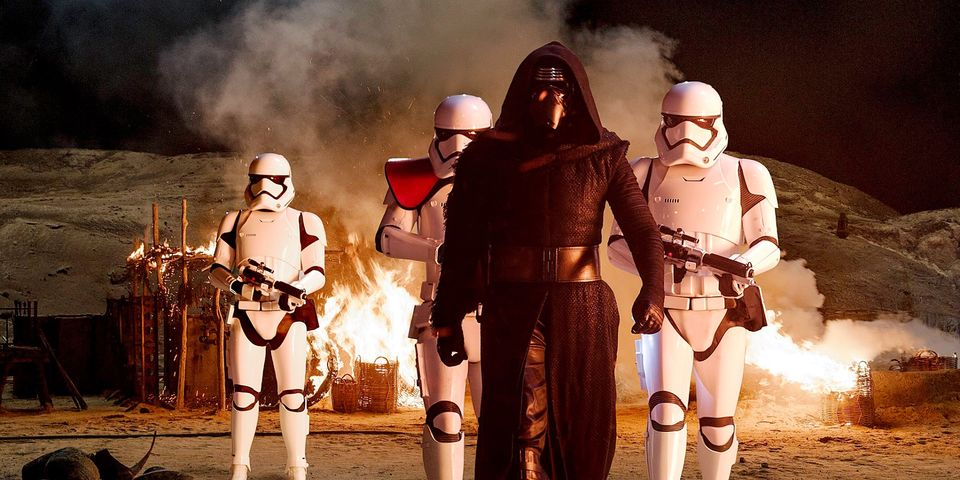Star Wars: The Force Awakens: Новые сцены на DVD/Blu-ray