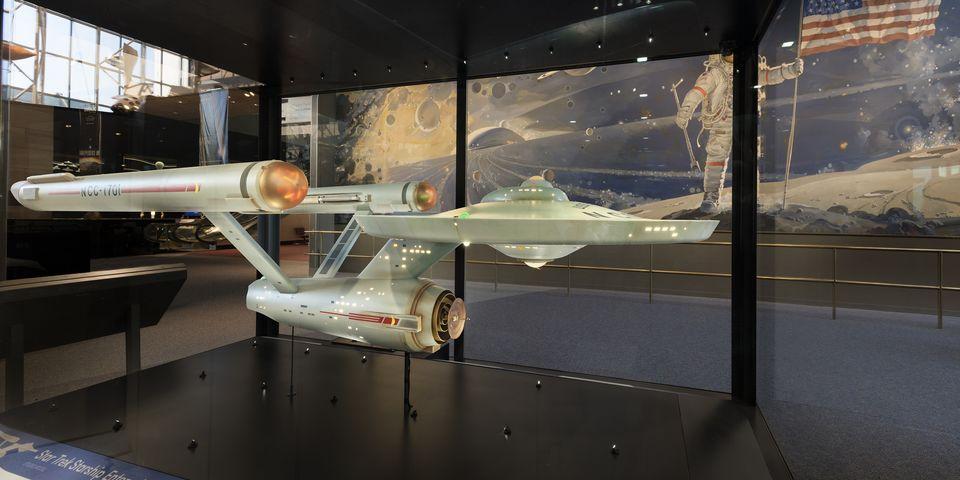 Smithsonian Brings Star Trek Enterprise Back To Life