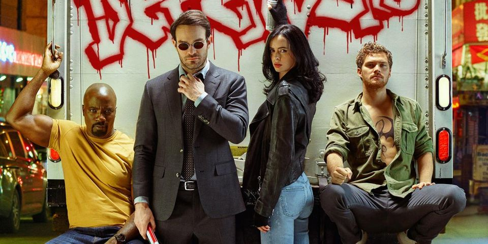 Image result for the defenders