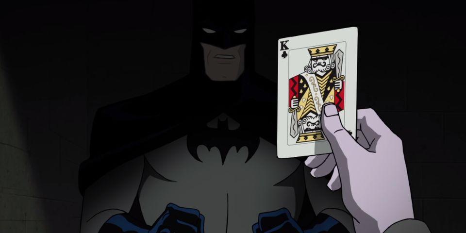 The Killing Joke Clip Unveils A Pensive Caped Crusader