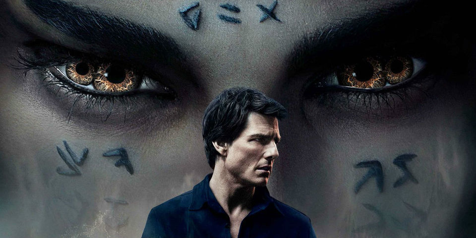 The New Trailer For The Mummy Is Here