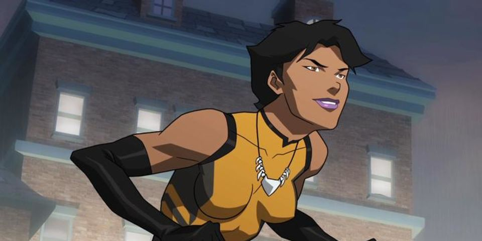 First Official Look At Megalyn Echikunwoke As Vixen On Arrow