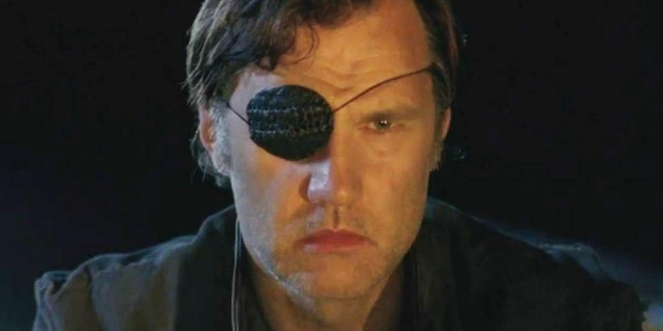 The Walking Dead's David Morrissey